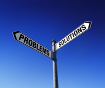 What is the focus of analysis: problem or solution?
